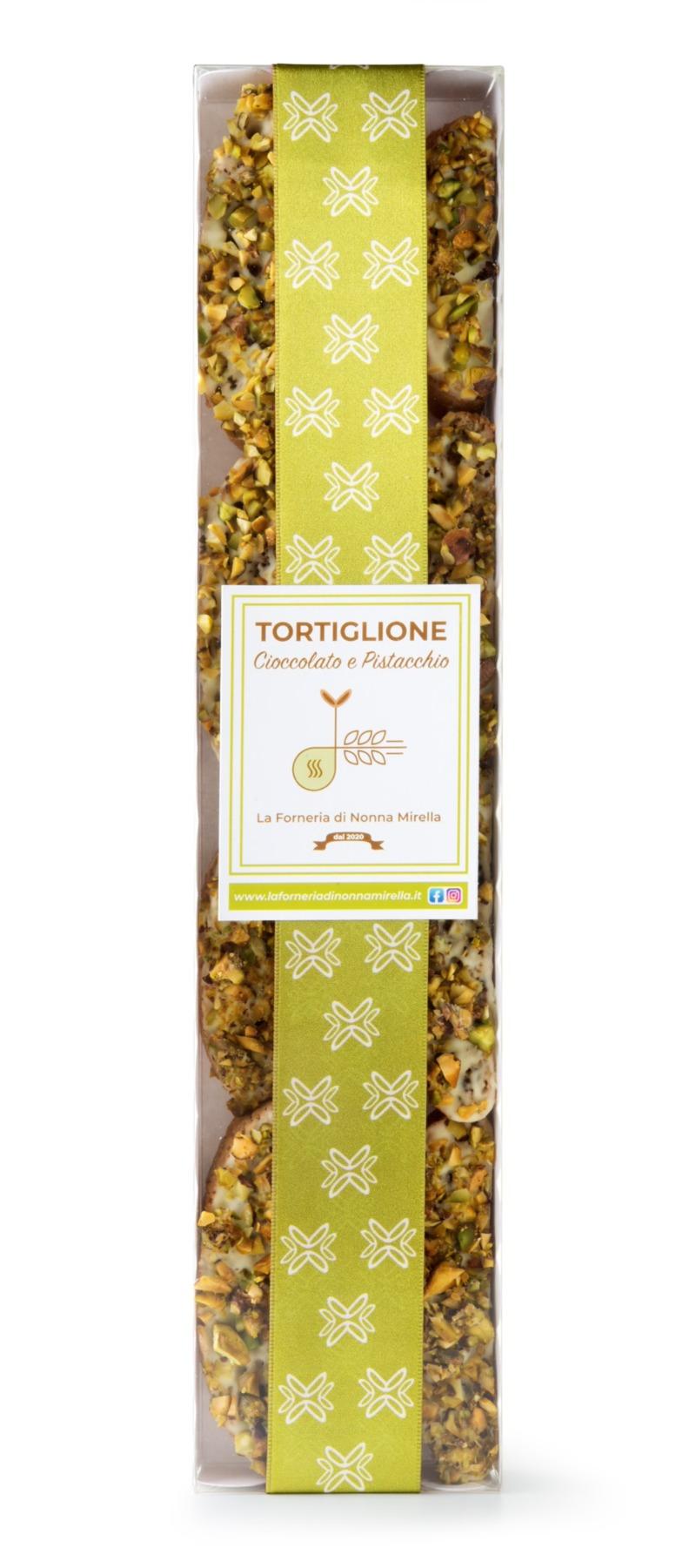 chocolate-and-pistachio-tortiglione