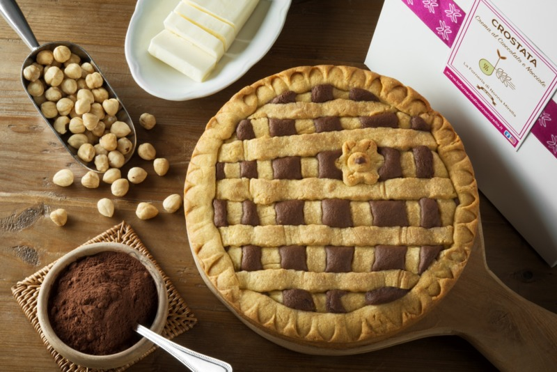 chocolate-and-hazelnut-spread-crostata-a-unique-flavour-thanks-to-the-artisanal-spread