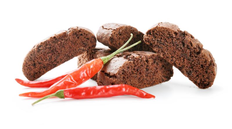 dark-chocolate-and-spicy-tortiglione